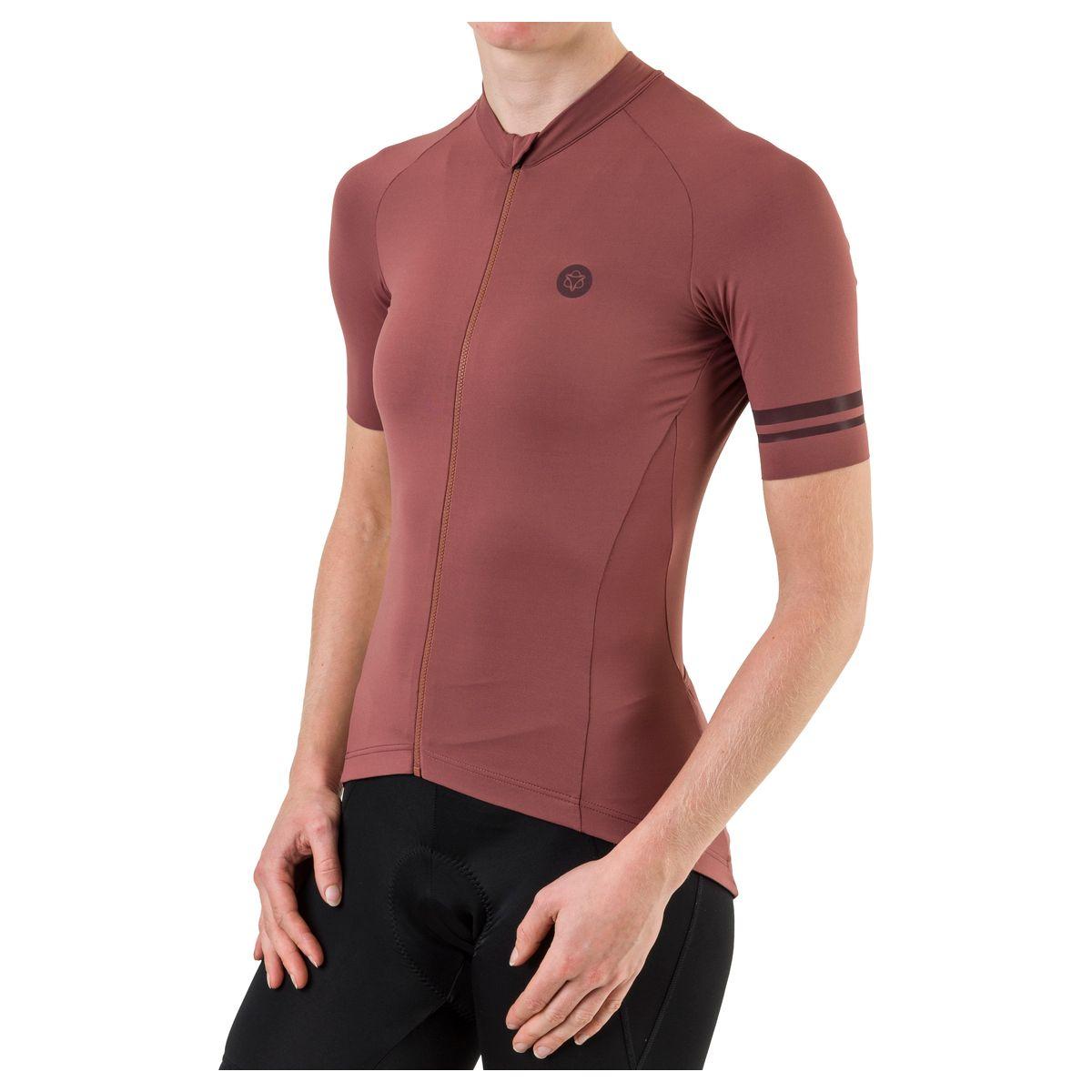 Solid Fietsshirt II Trend Dames fit example