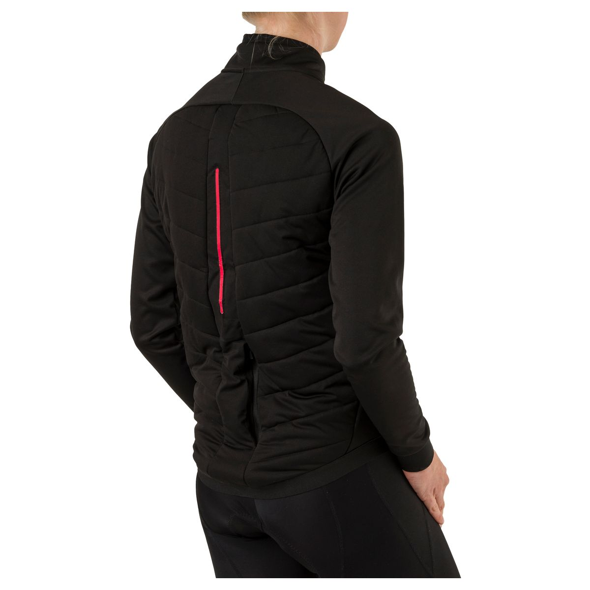 Heated Thermojack Essential Dames LED fit example