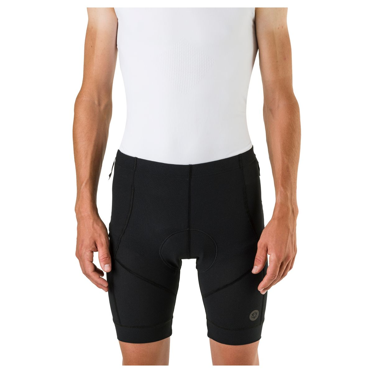 Liner Short MTB Heren fit example