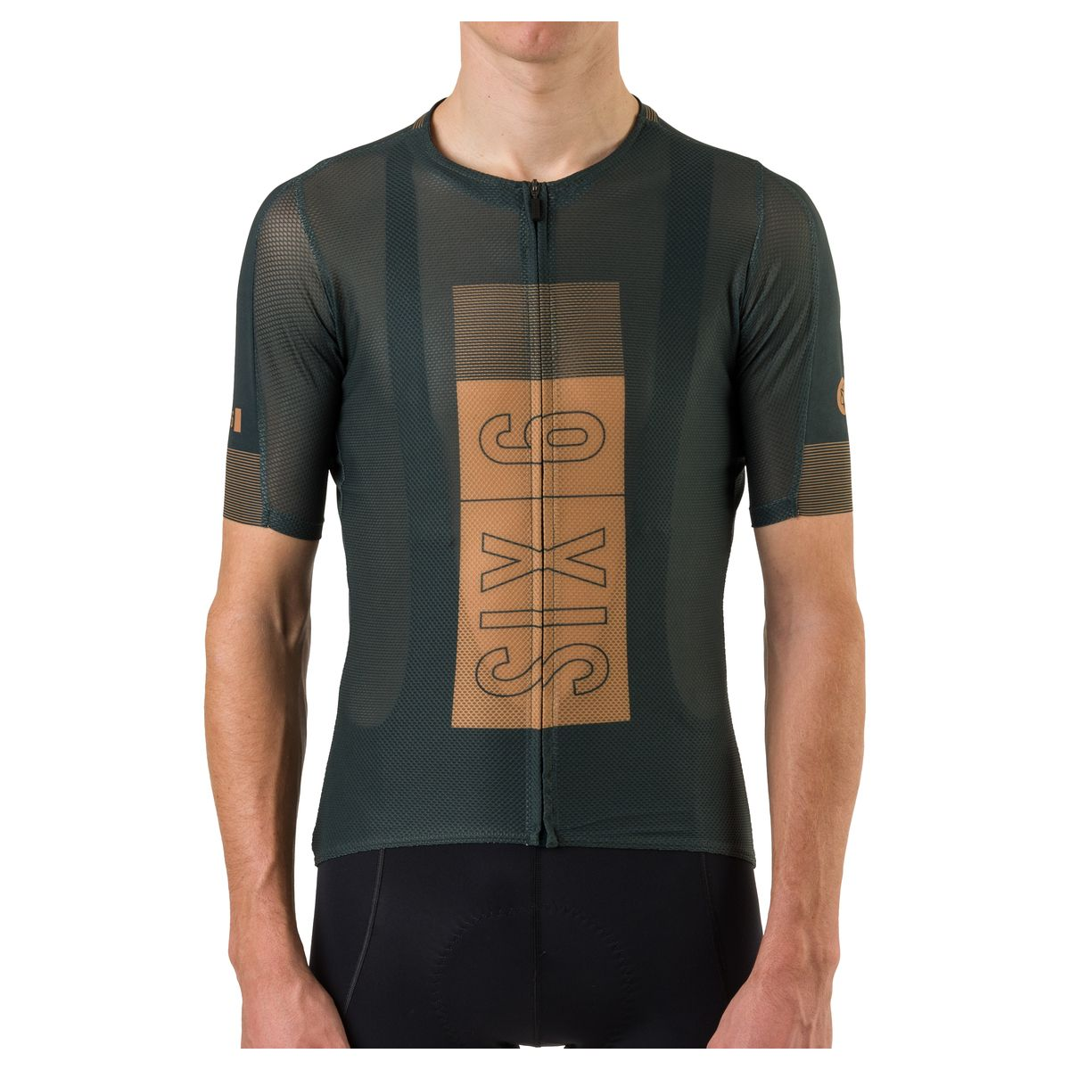 High Summer Fietsshirt II Six6 Heren fit example