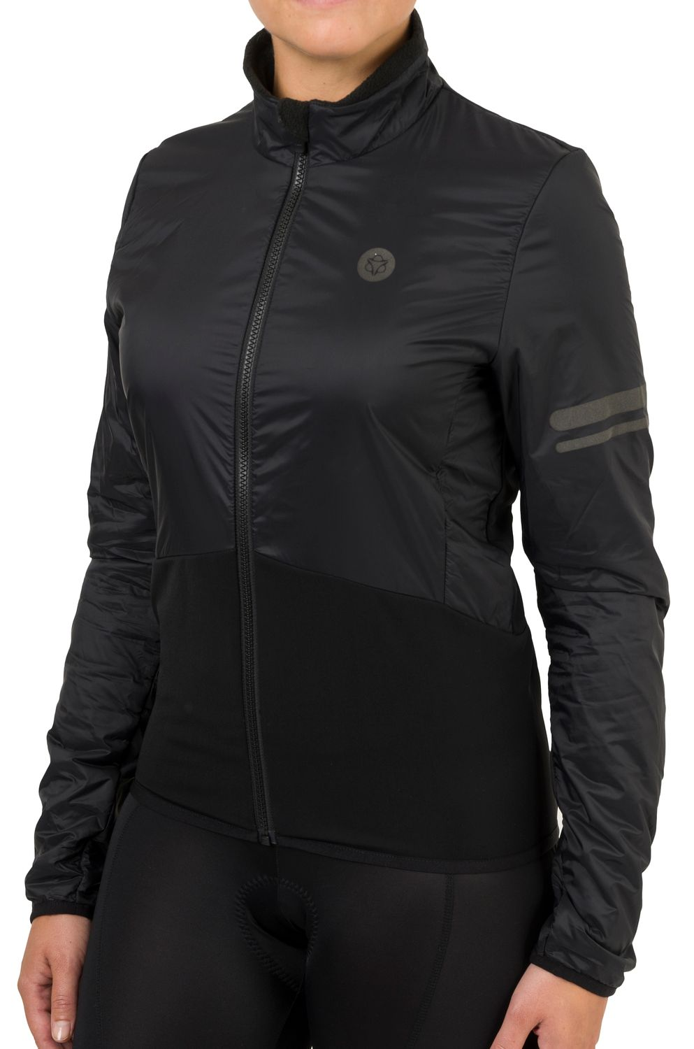 Thermo Jacket Essential Women fit example