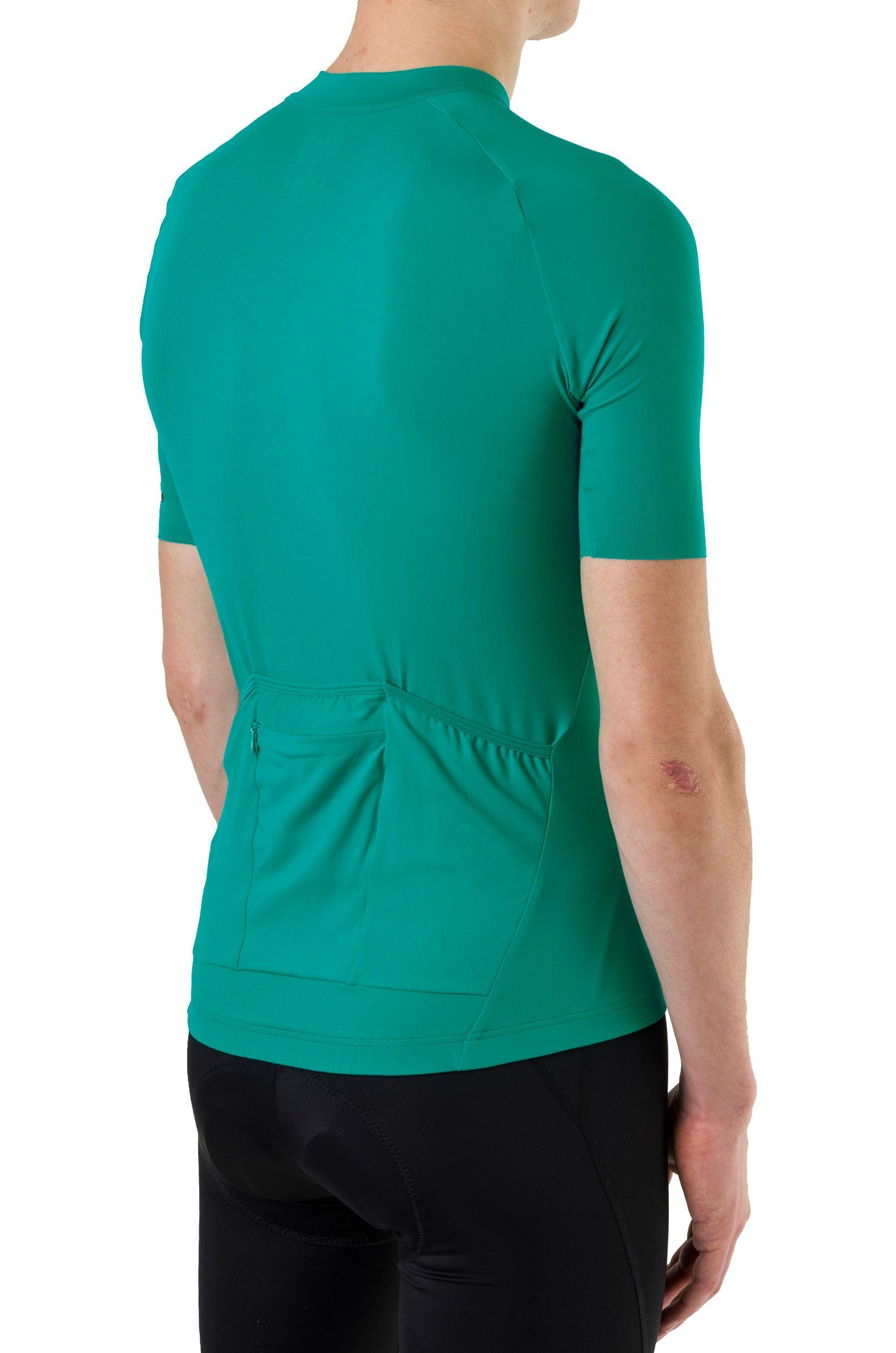 Solid Fietsshirt Trend Heren fit example