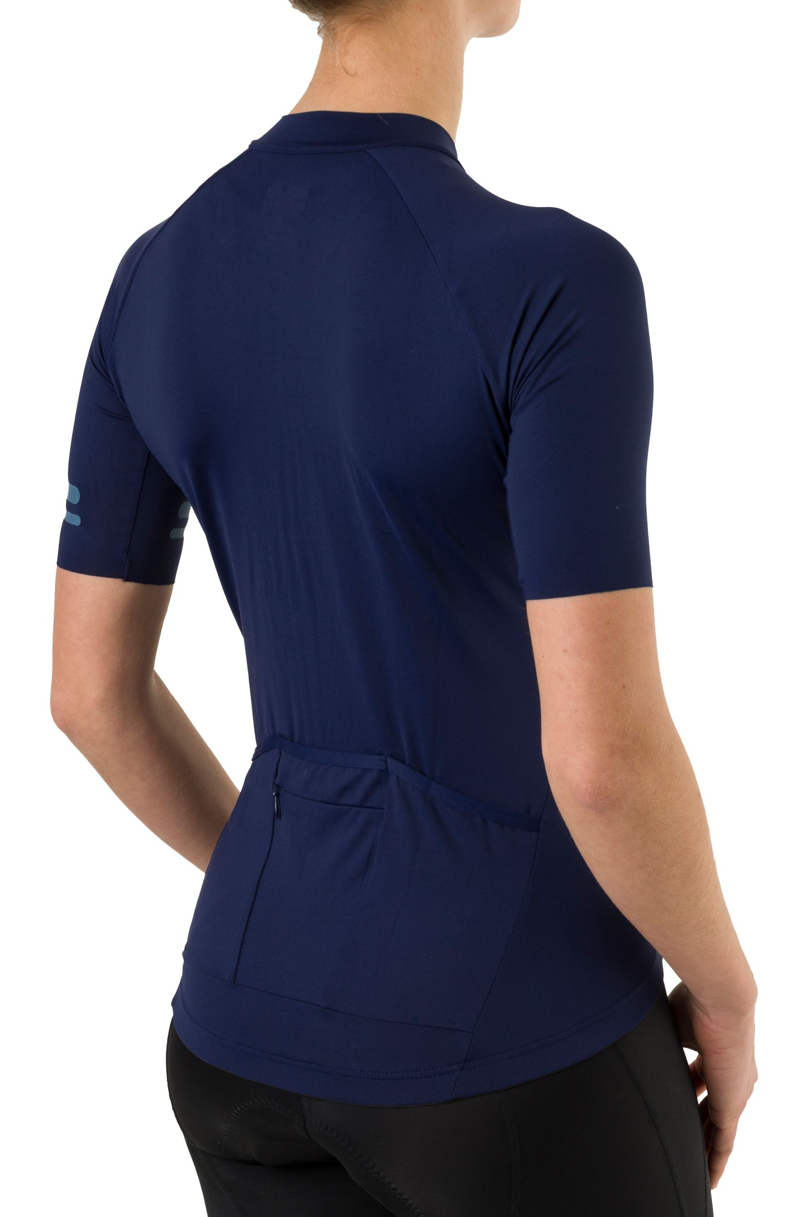 Solid Fietsshirt Trend Dames fit example