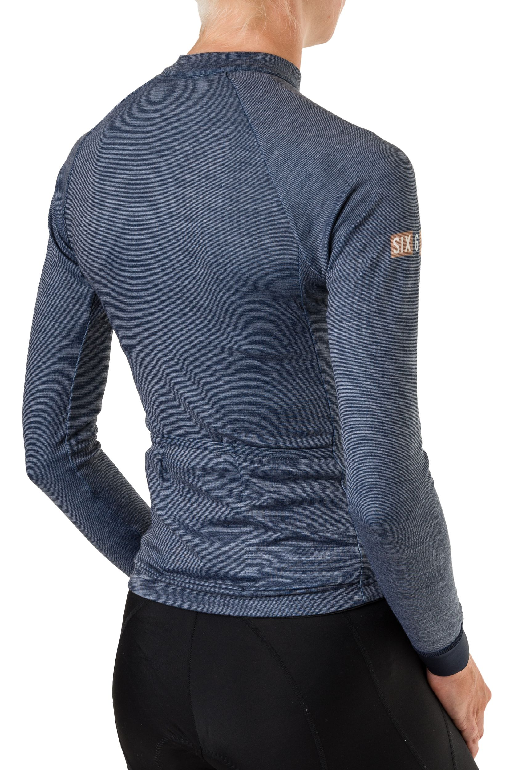 Merino Jersey LS Six6 Women fit example