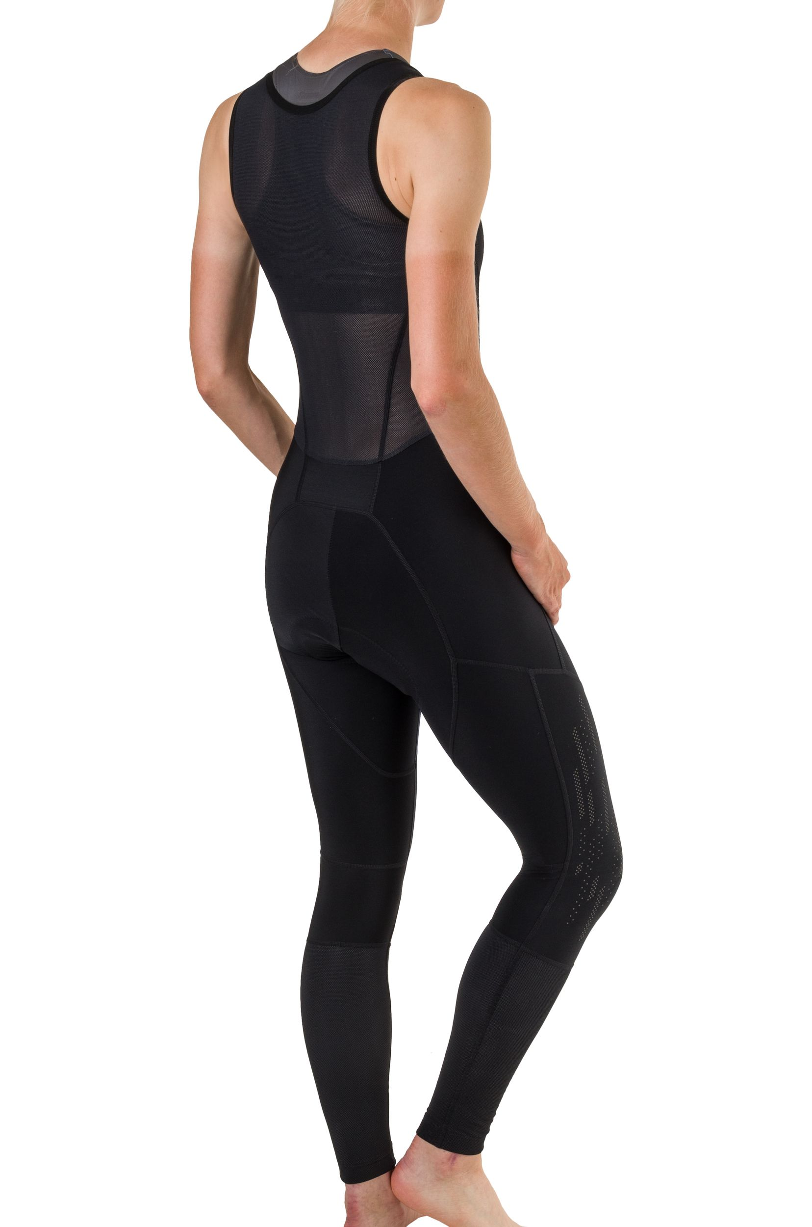 HIVIS Bibtight Essential Dames fit example