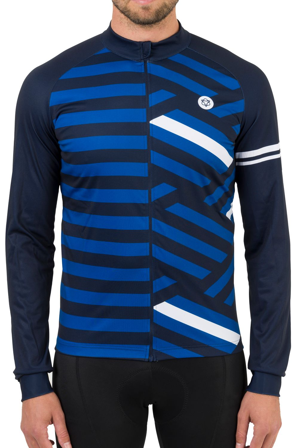 Amaze Jersey LS Essential Men fit example