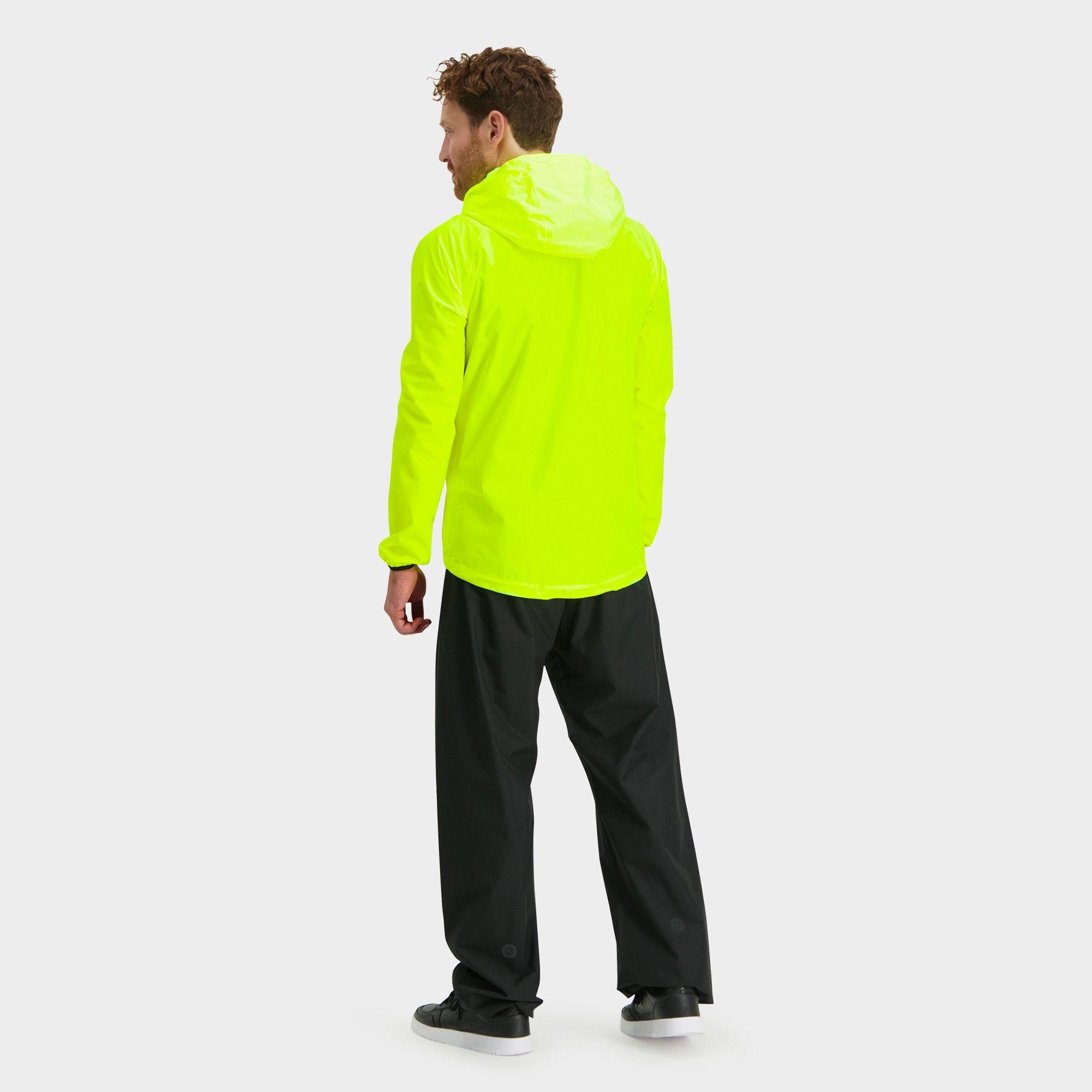GO Rain Suit Essential fit example