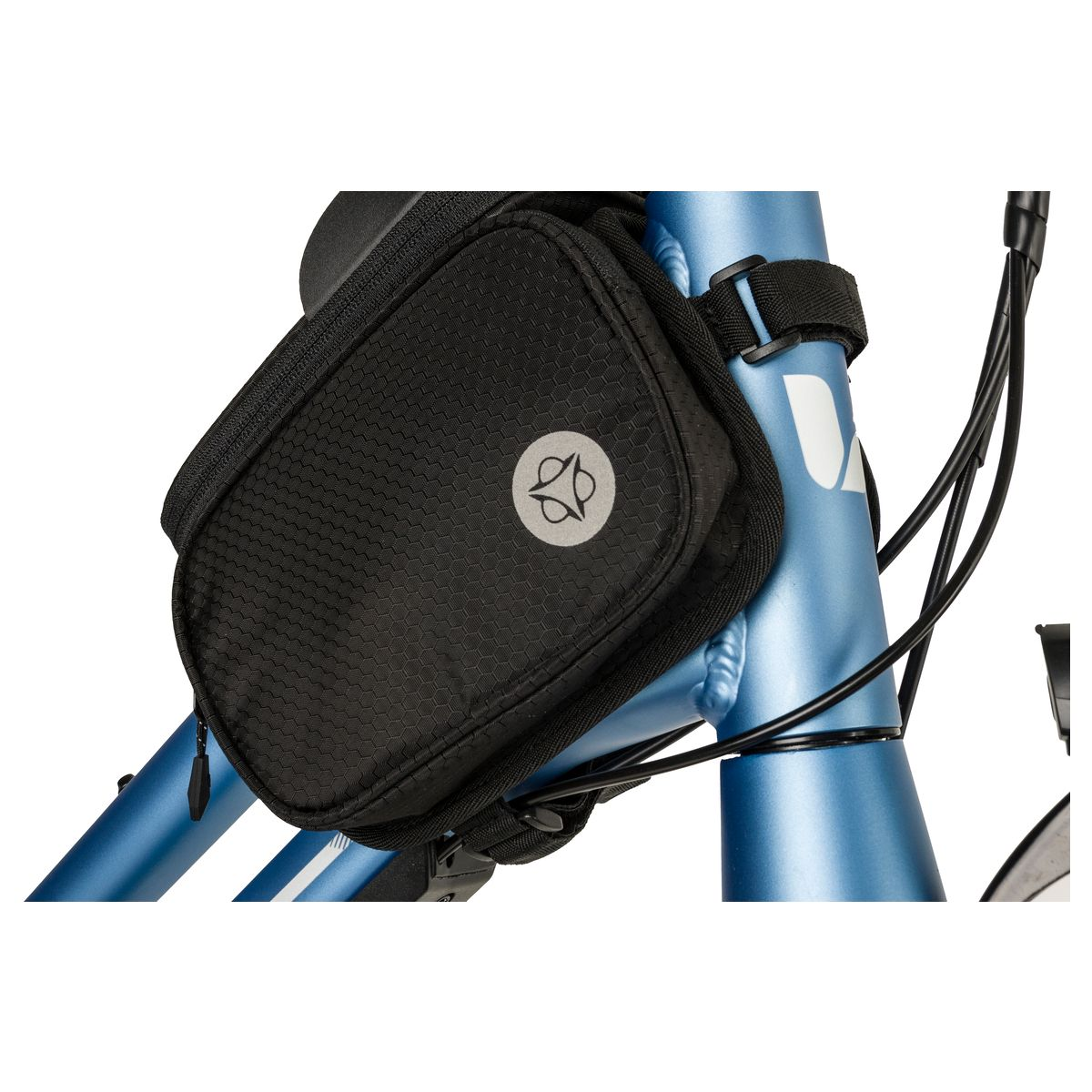 Double Frame Bag Performance DWR fit example
