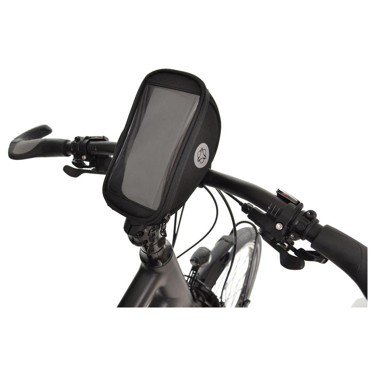 Phone Holder Frame Bag Performance DWR fit example