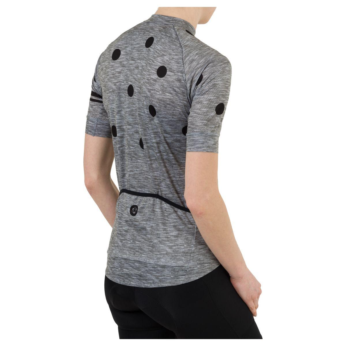 Dot Fietsshirt Essential Dames fit example