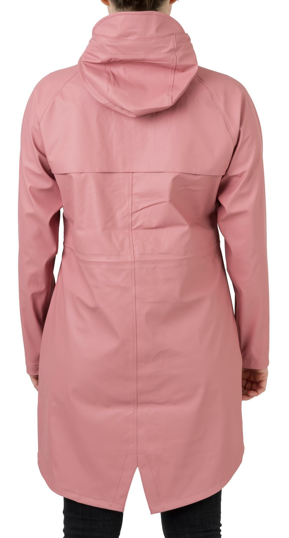 Silda Rain Jacket Urban Outdoor Women fit example