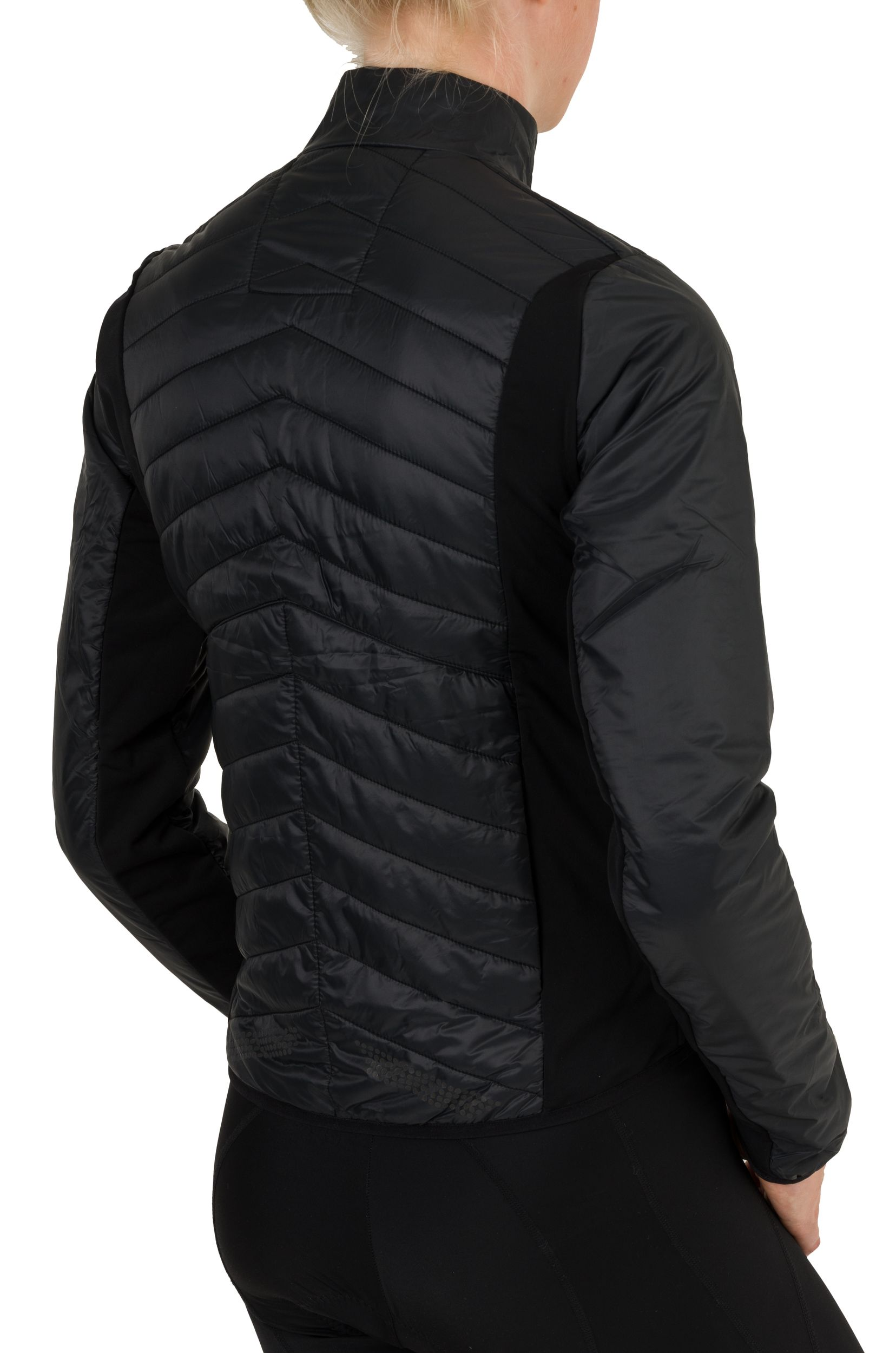 Padded Thermo Jacket Essential Women fit example