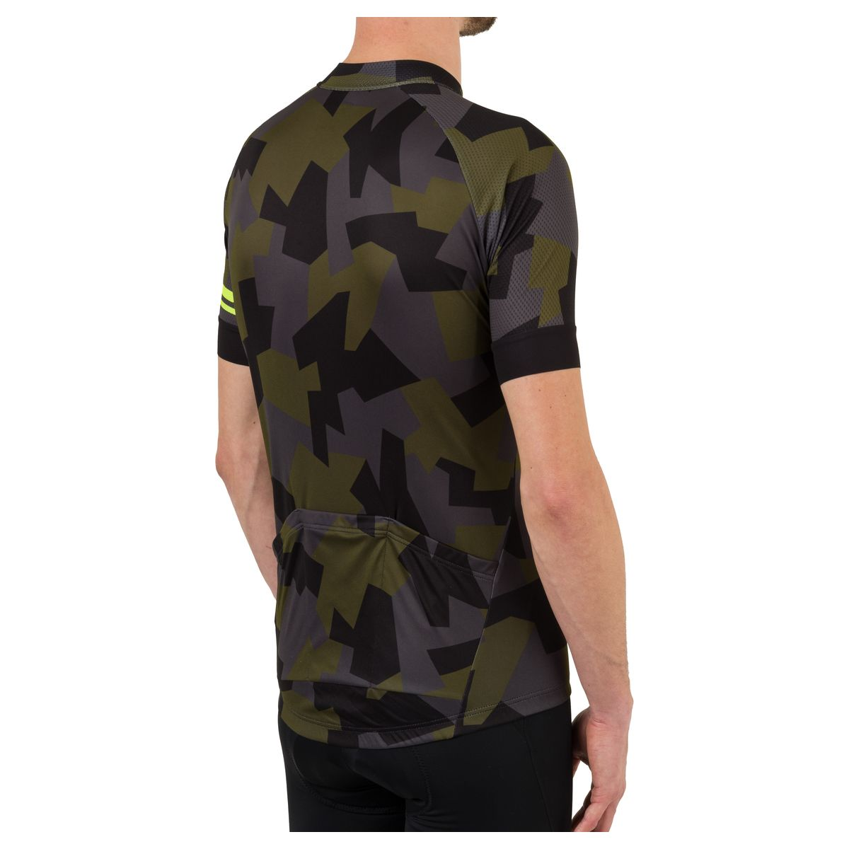 Camo Tile Jersey SS Trend Men fit example