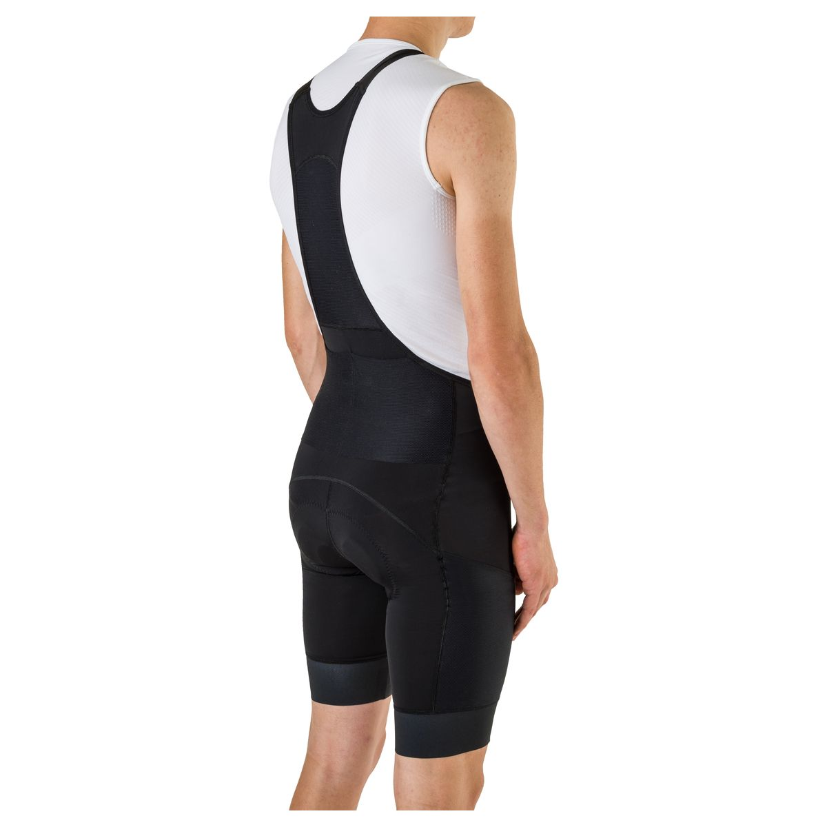 Gravel Bibshort MTB Heren fit example