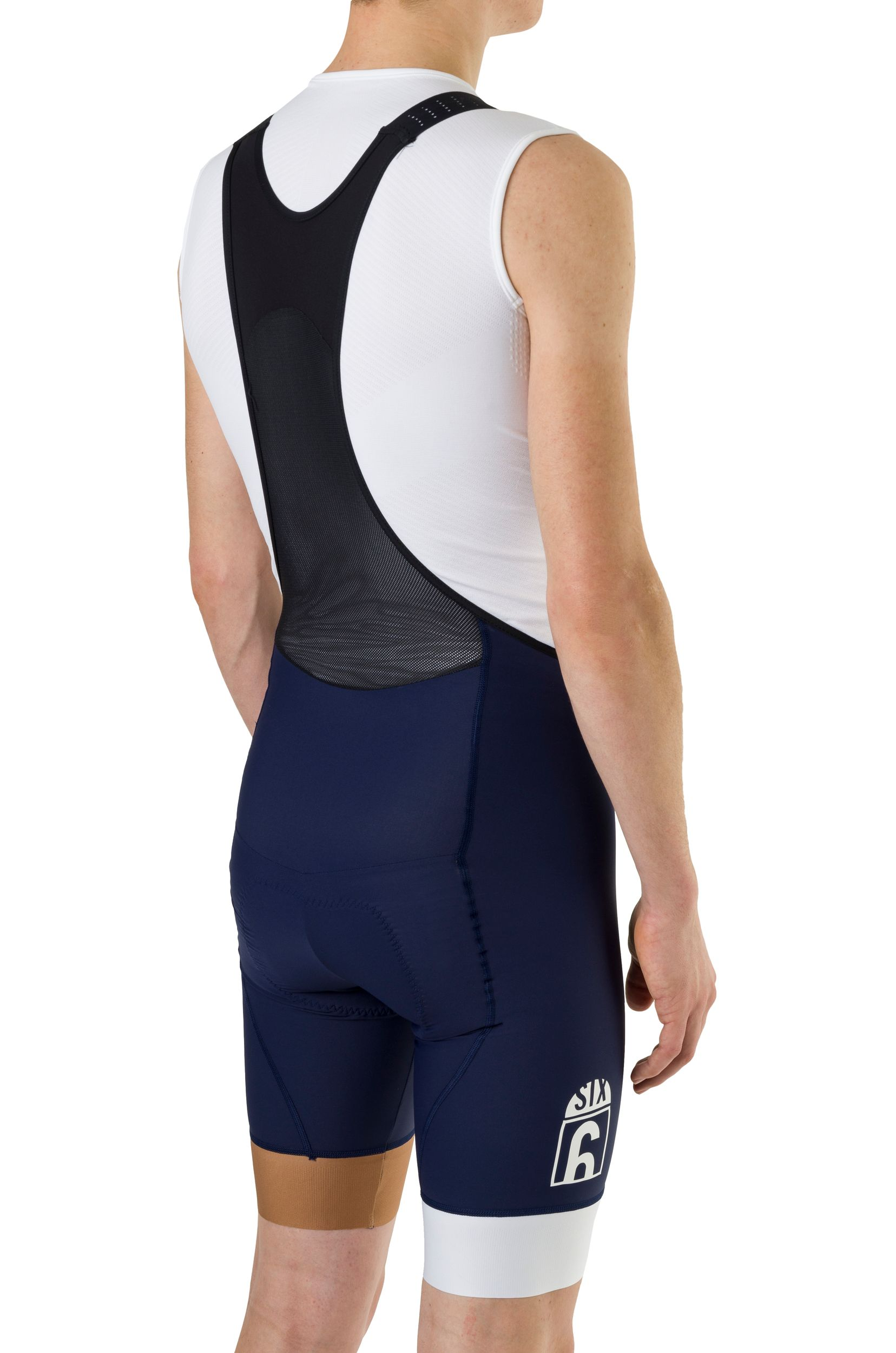 Bibshort Six6 Heren fit example
