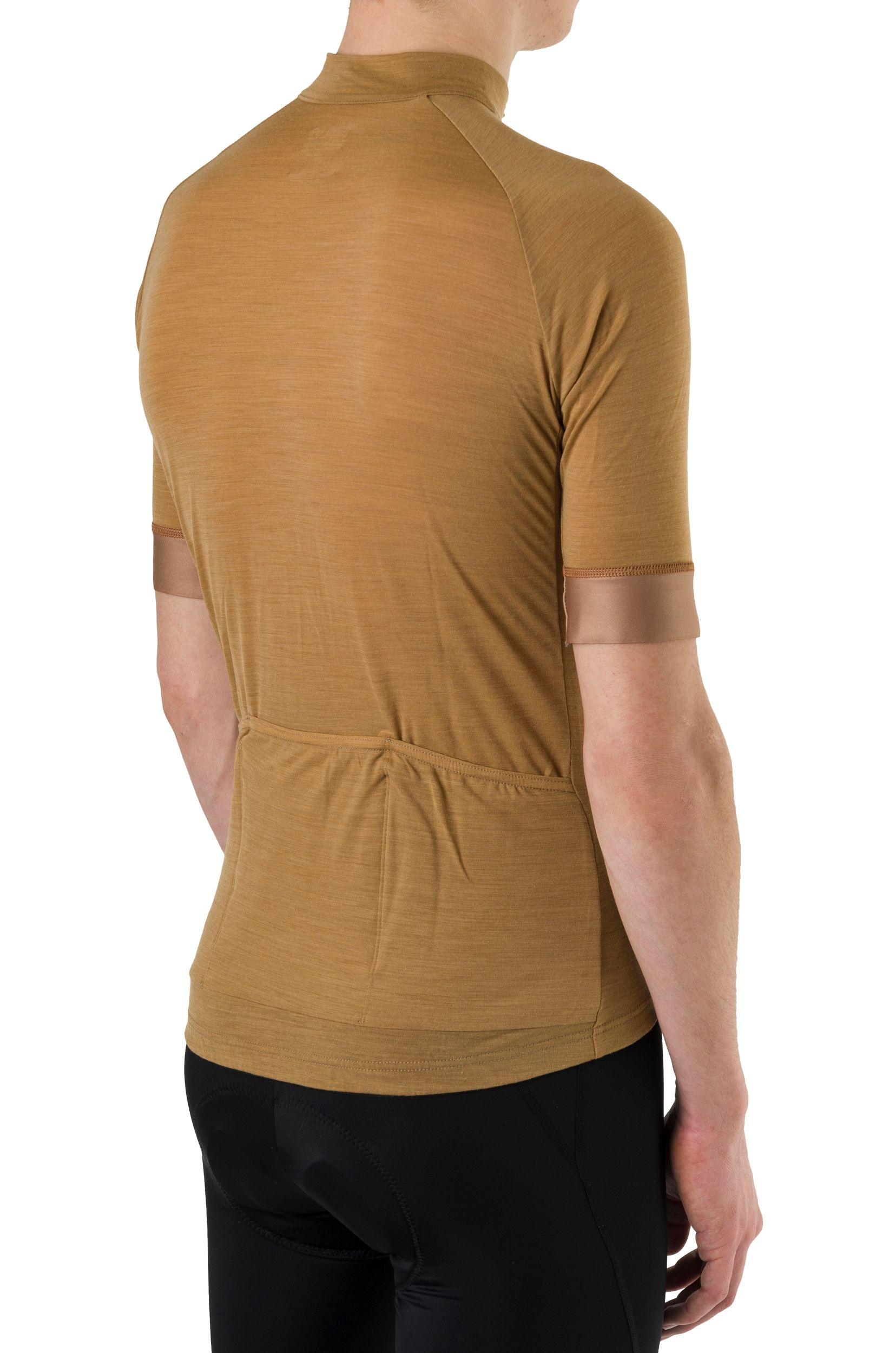 Solid Merino Jersey SS Six6 Men fit example