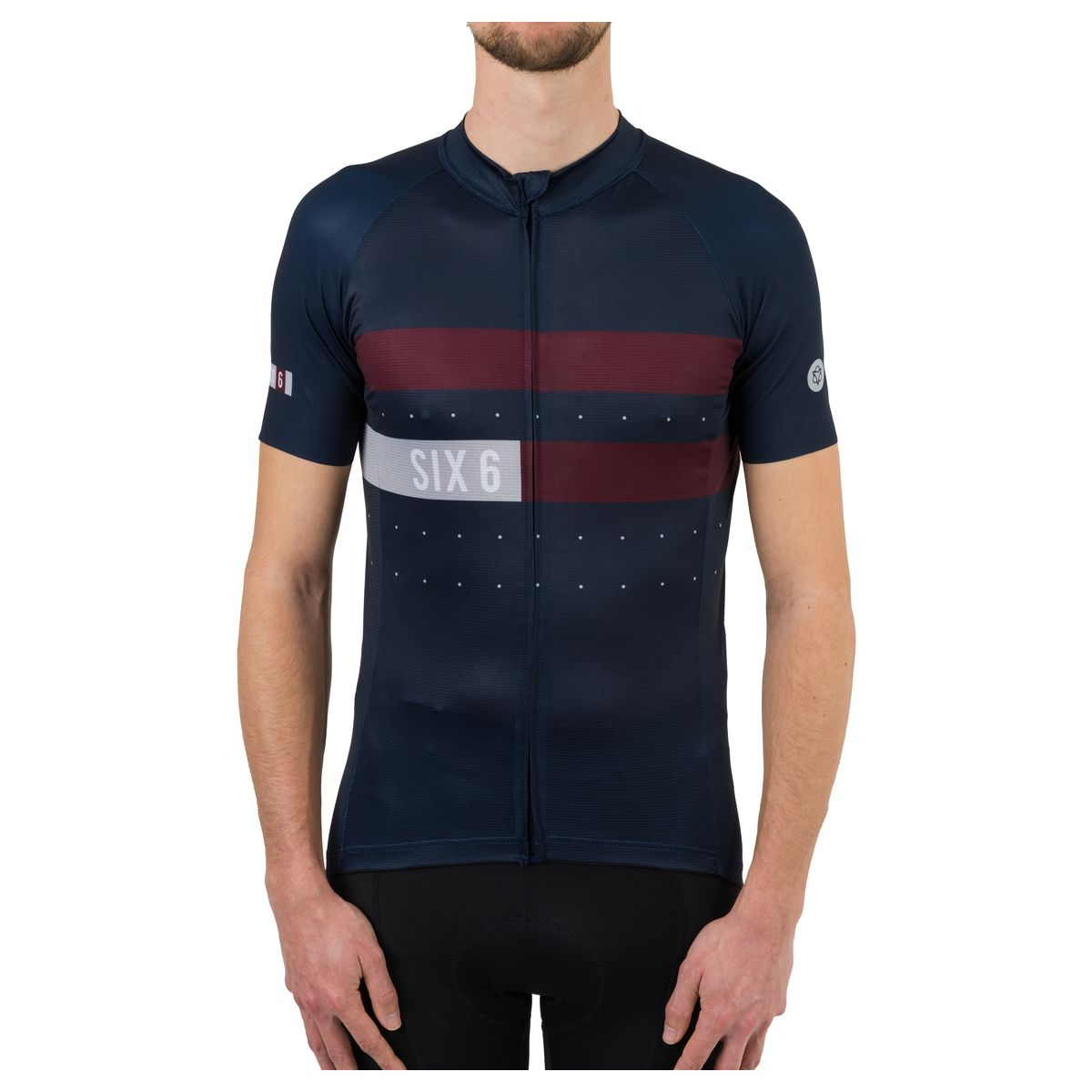 Classic Jersey SS Six6 Men fit example