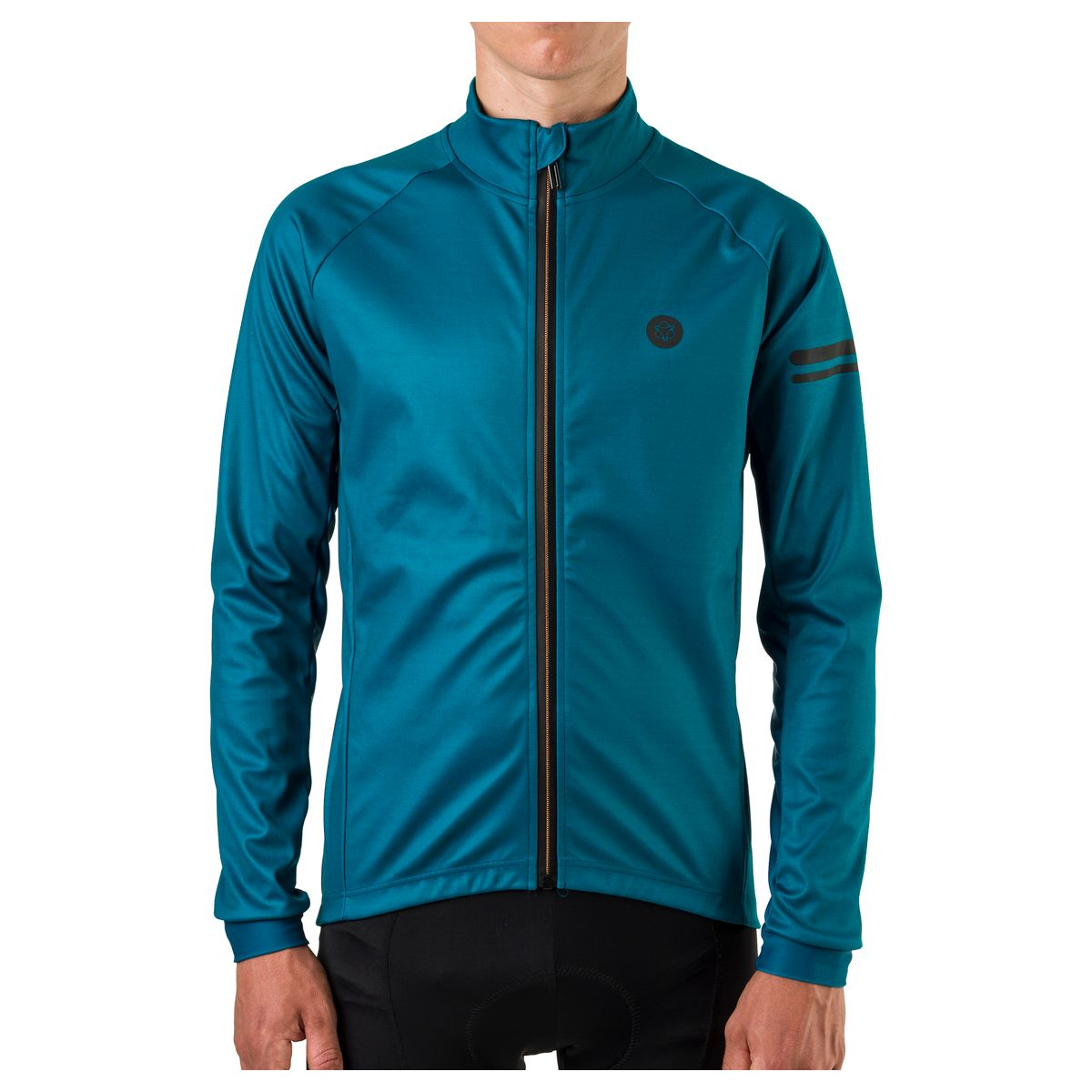 Solid Thermo Jacket Trend Men fit example