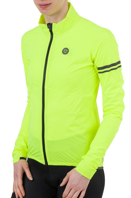 Prime Rain Jacket Essential Men fit example