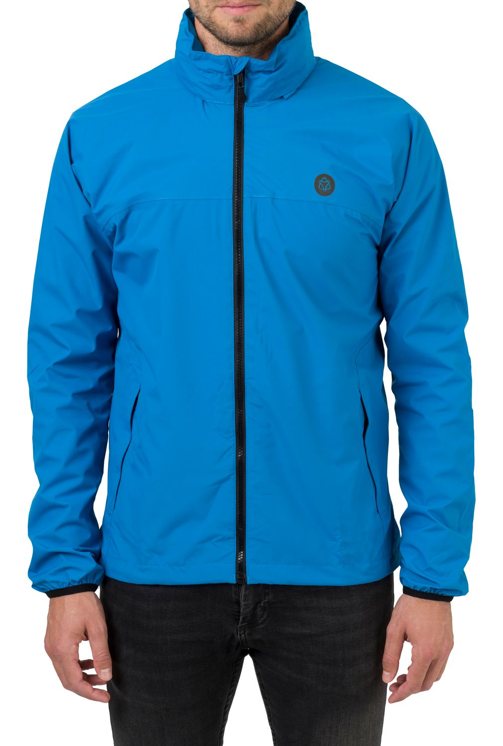 GO Rain Jacket Essential fit example