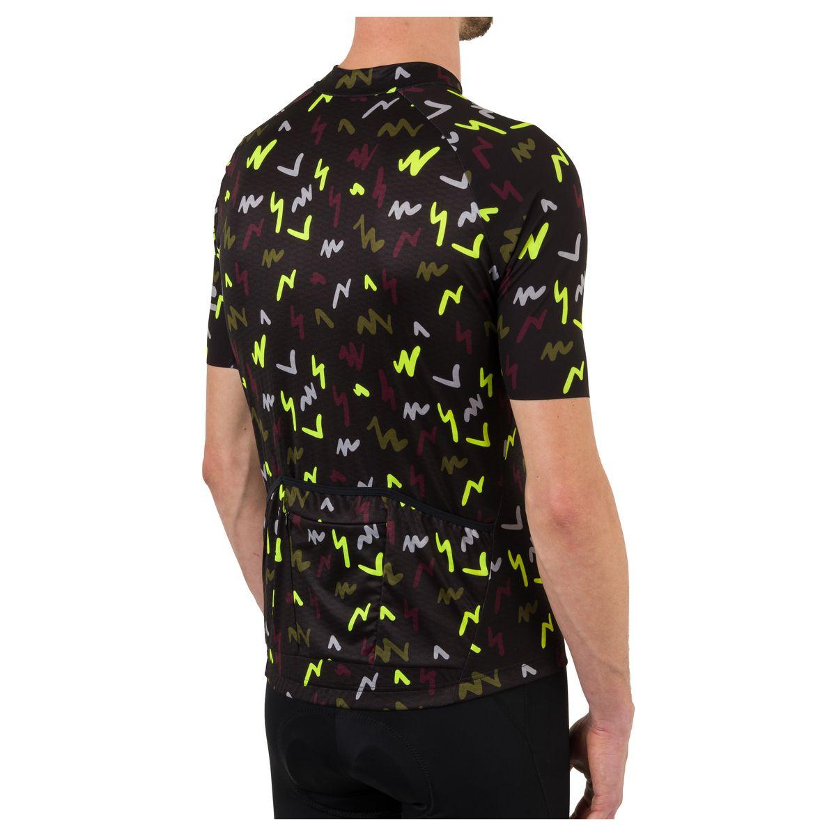 Flash Fietsshirt Trend Heren fit example