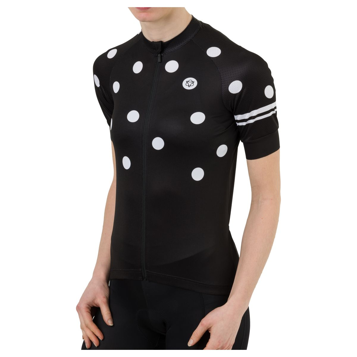 Dot Fietsshirt Essential Dames fit example