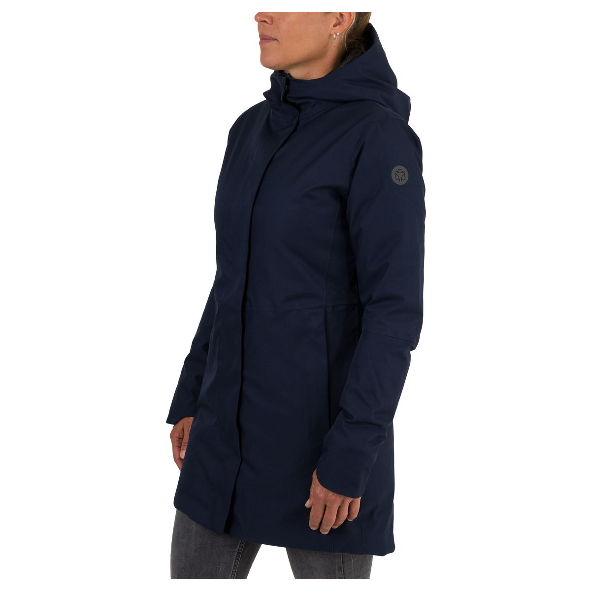 Clean Winterjas Urban Outdoor Dames fit example