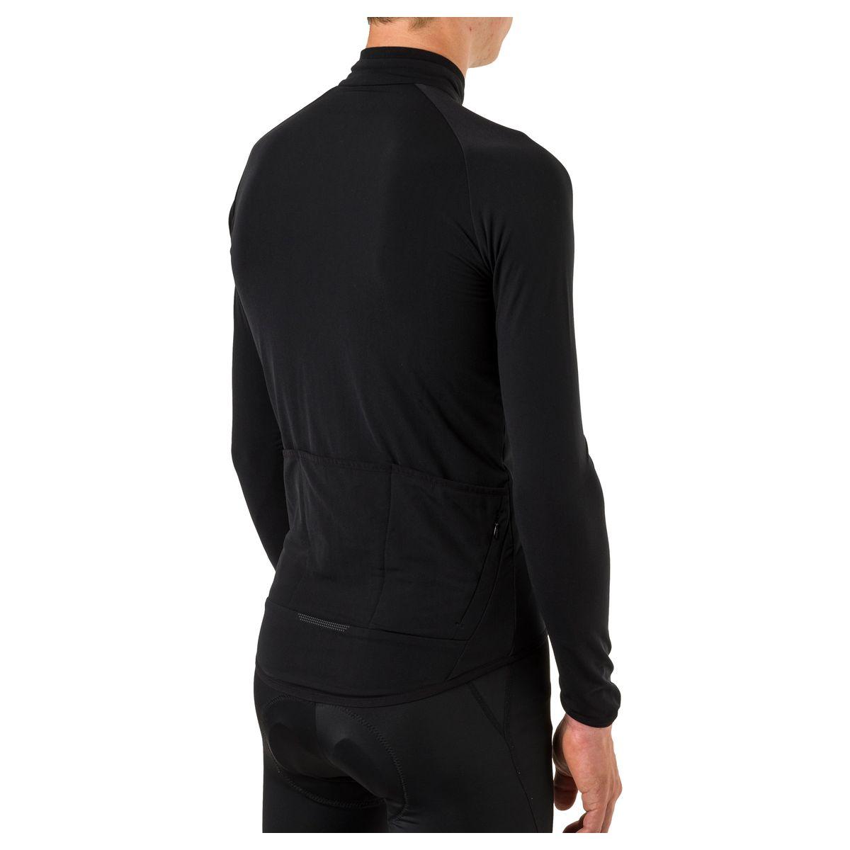 Thermo Fietsshirt Lange Mouwen Essential Heren fit example