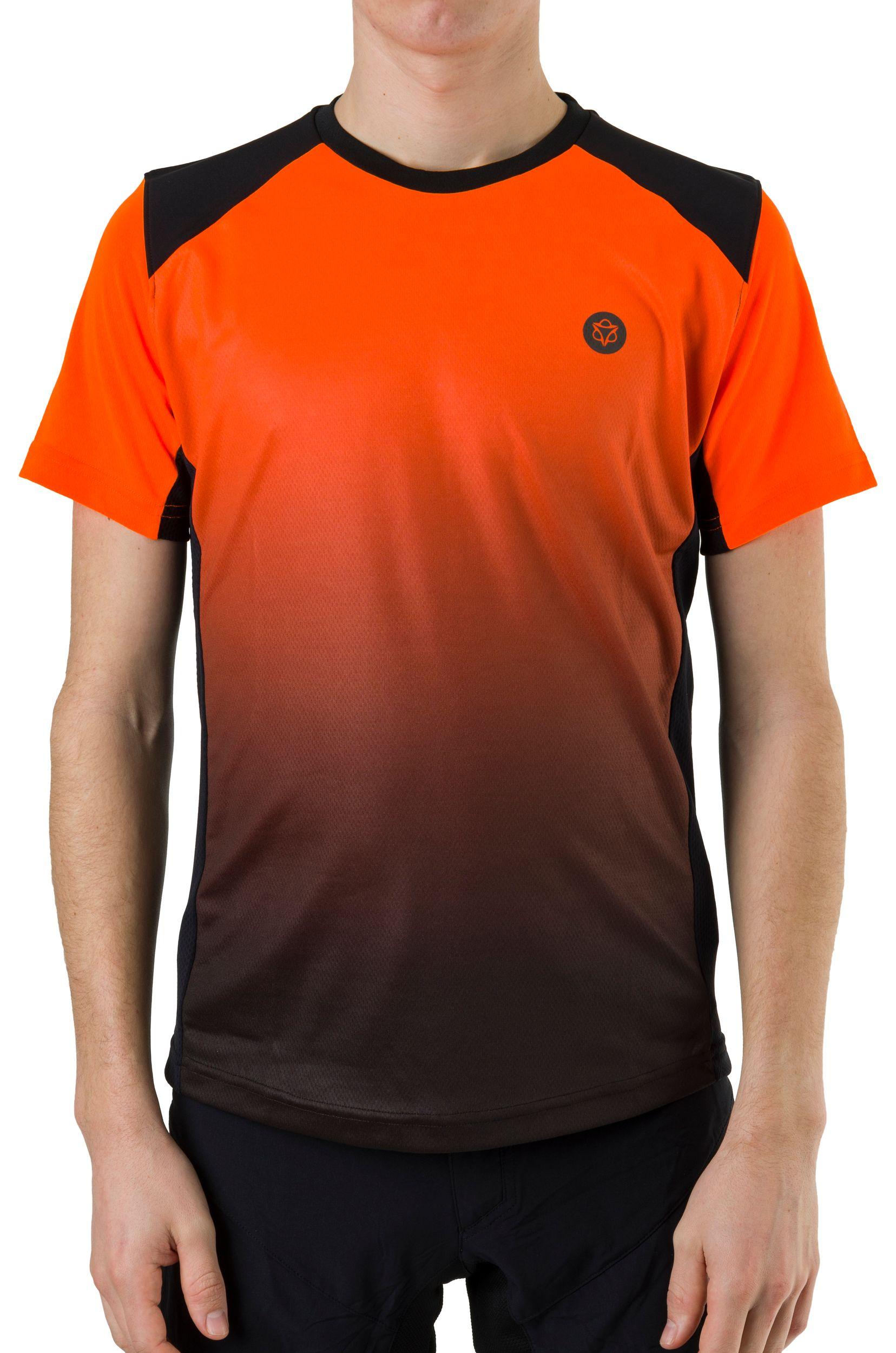 MTB Fietsshirt MTB Heren fit example
