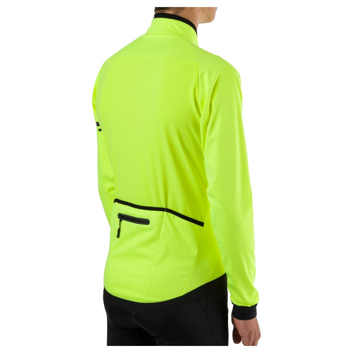 Thermo Fietsshirt Lange Mouwen Essential Heren fit example