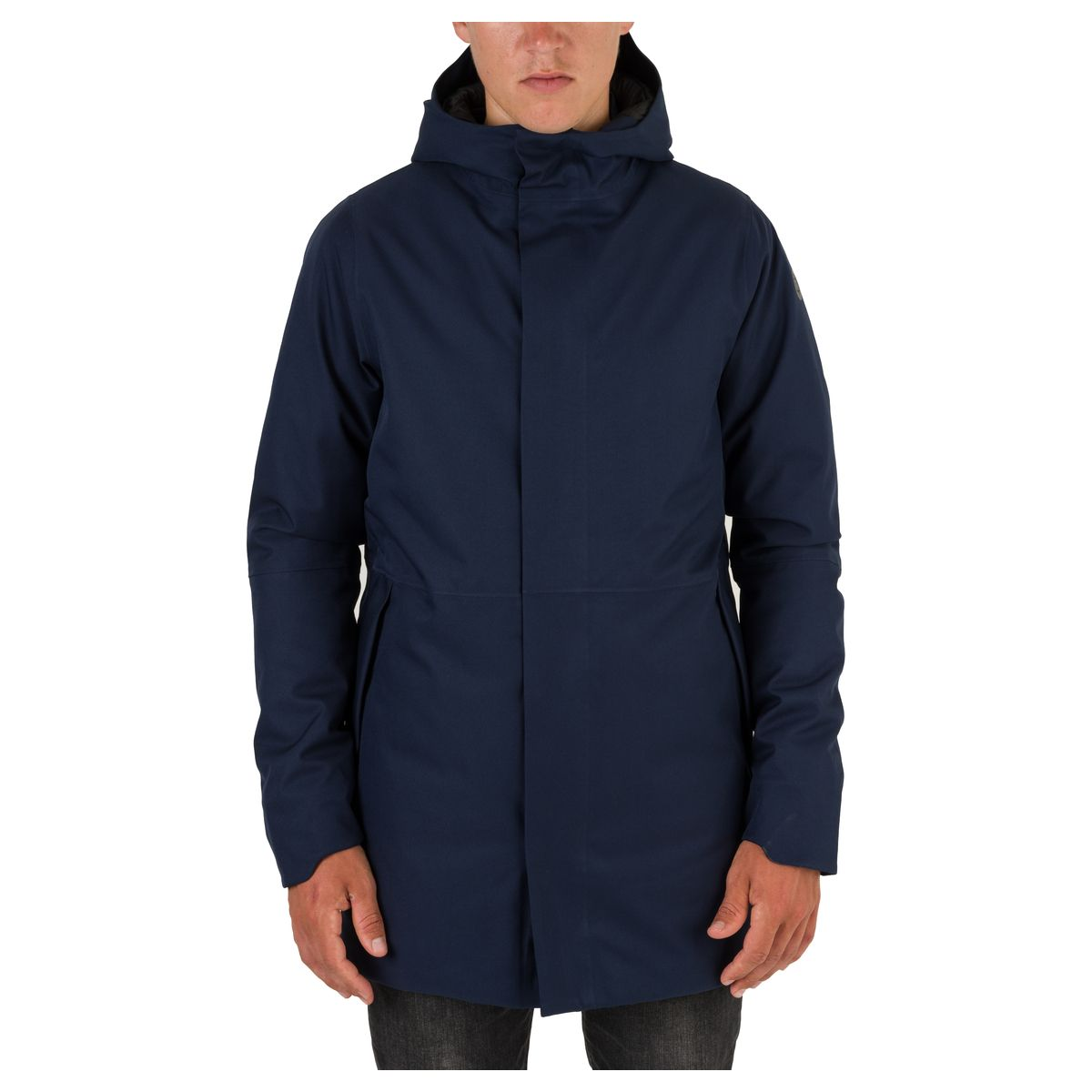 Clean Winter Jacket Urban Outdoor Herren fit example