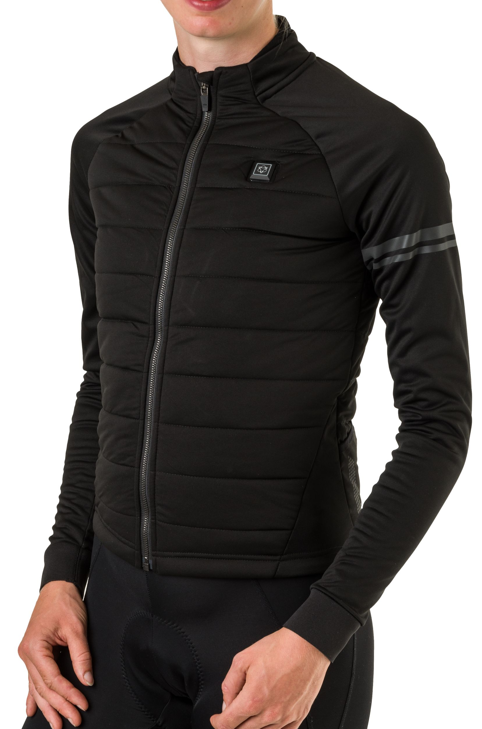 Deep Winter Thermojacke Essential Damen Heated fit example