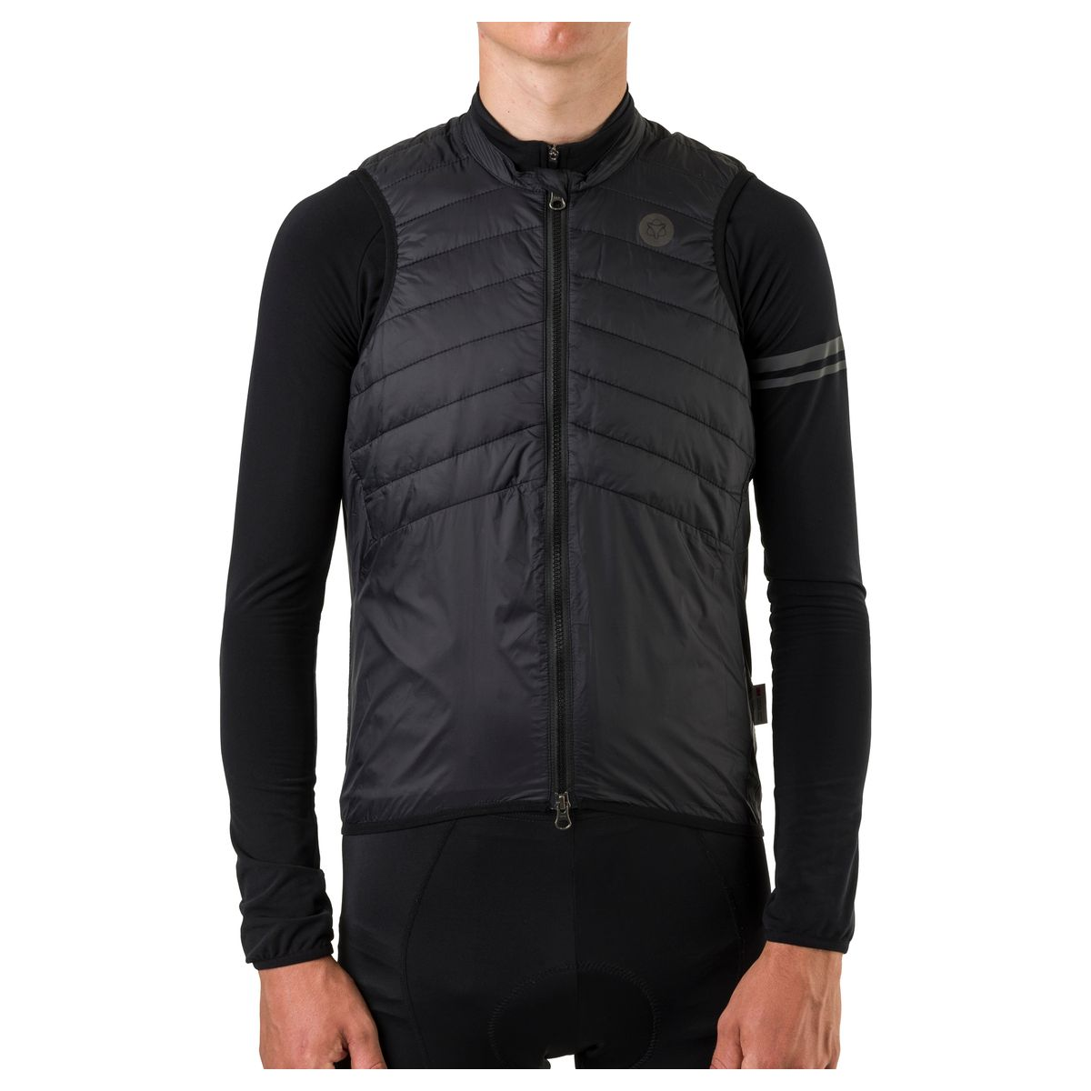 Padded Body Essential Men fit example