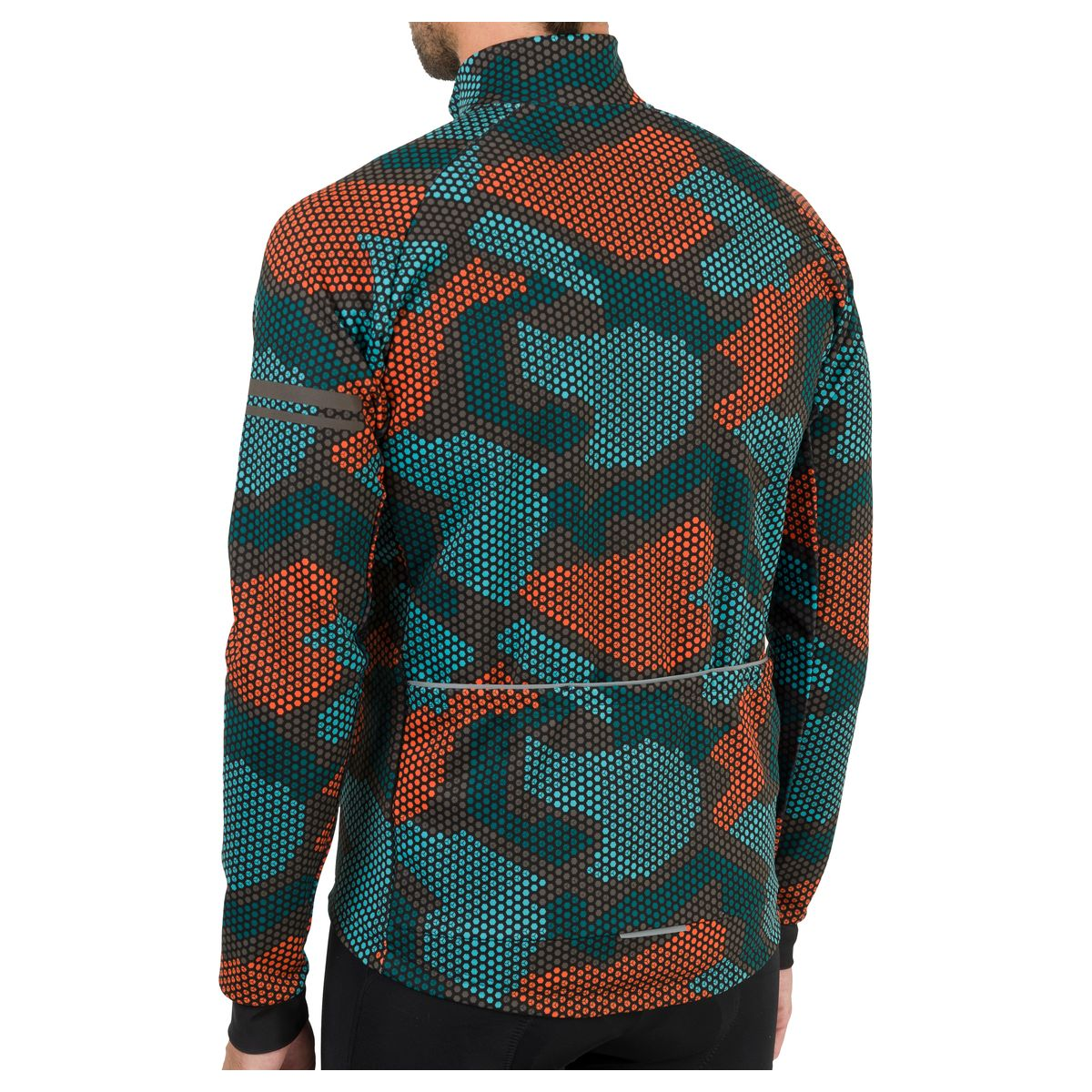 Hexa Camo Thermo Jacket Trend Men fit example
