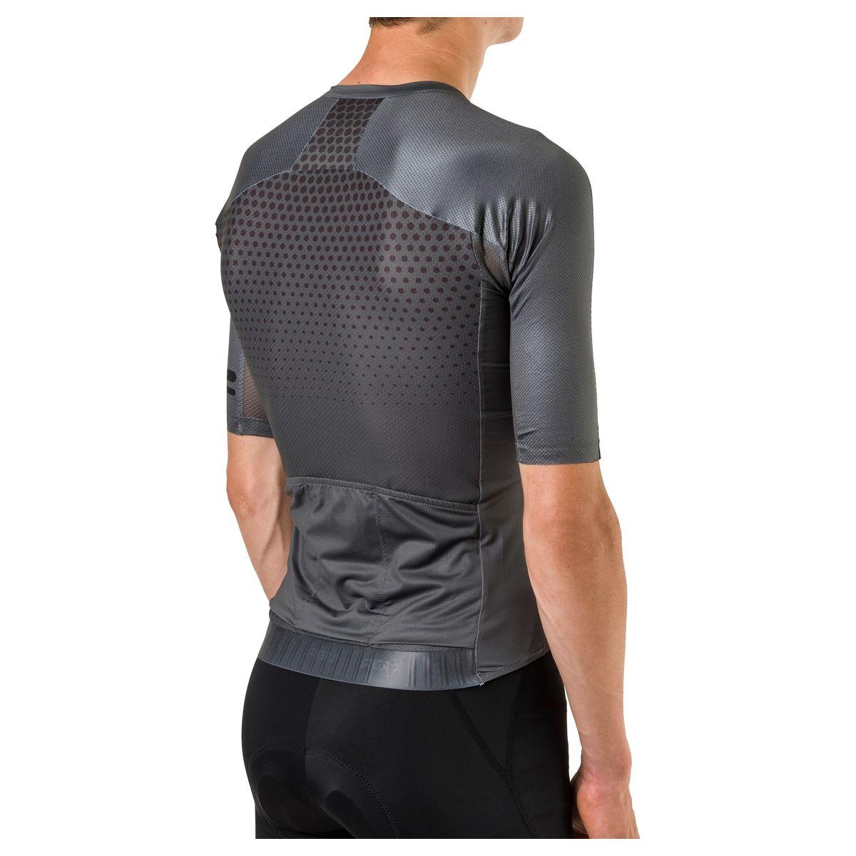 Aero Fietsshirt Premium Heren fit example